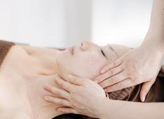 肌内部を芯から温めて代謝&リフトアップを目指します